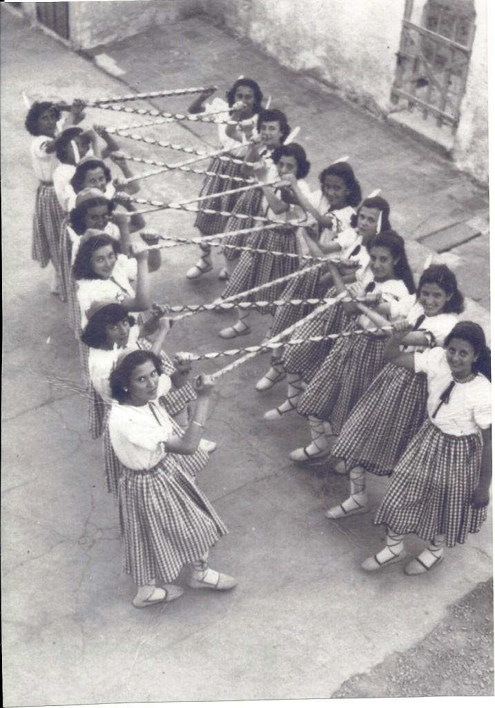 Ball des Còssil 1949