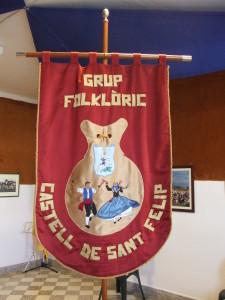 Estendard G.F. Castell de Sant Felip 003