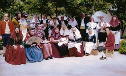 Grup Folklòric Castell de Sant Felip