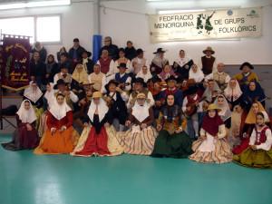 Grup de balls populars Arrels de Sant Joan