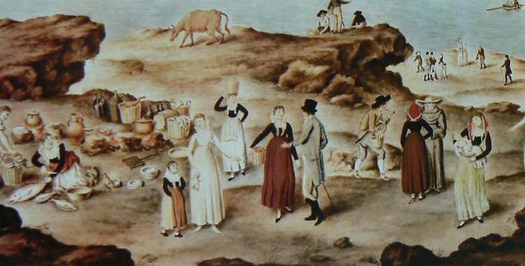 Mostra d'indumentària del segle XVIII a Maó