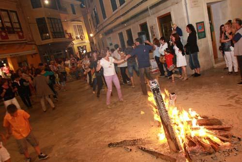 Ballada popular festers de Sant Joan